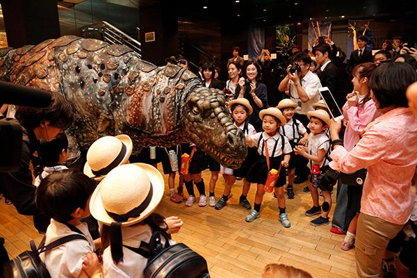 恐竜動物園